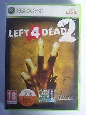 LEFT 4 DEAD 2 in ITALIANO COME NUOVO per XBOX 360 Xbox360