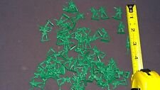 Airfix? Marx? 1/72nd? Scale WWII American Infantry Plastic Soldiers (65)