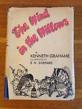The Wind in the Willows- Grahame.Shepard 1933 HC/DJ