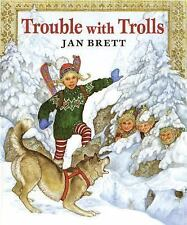 The Trouble with Trolls by Jan Brett (1992, Hardcover)