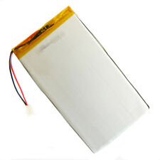 4000mAh 3.7V LiPo li-Polymer Battery ultra thin For Tablet PC DVD PAD 3970125