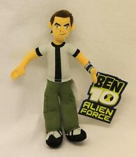 Ben TEN ALIEN FORCE giocattolo morbido ufficiale con licenza Cartoon Network REGALO