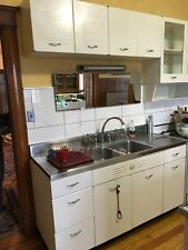 Geneva metal kitchen cabinets