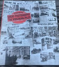 A Century of Great Photography, The Virginian-Pilot, 2008 PB, photos, Free Ship