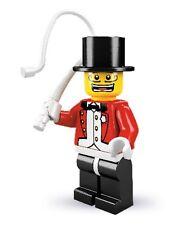 LEGO Ringmaster Minifigure 8684 Series 2 New Sealed