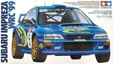 Tamiya 24218 1/24 Model Rally Car Kit Subaru Impreza WRC 99 GC8 Burns/Kankkunen