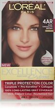 L'Oreal Excellence Dark Chocolate Brown 4AR (Pack of 6)
