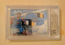 16-17 Absolute Jamal Murray RC Tools of the Trade BGS 9.5/10 AUTO #74/75 ROOKIE