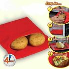 4 MINUTES MICROWAVE JACKET FAST WASHABLE REUSABLE COOK EXPRESS POTATO COOKER BAG