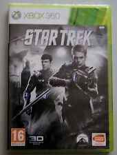 Jeu STAR TREK sur Xbox 360 NEUF sous blister VF