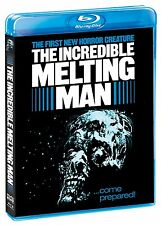 The Incredible Melting Man (1977 Burr de Benning) Region A  - BLURAY - Sealed