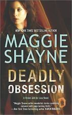 Deadly Obsession (A Brown and De Luca Novel), Shayne, Maggie, Good Condition, Bo