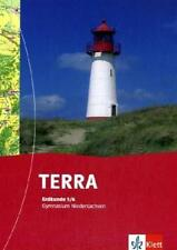TERRA 5/6 Erdkunde - Neubearbeitung. Schülerbuch