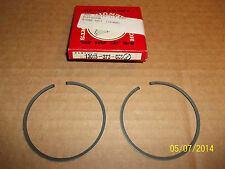 HONDA MR175 OEM PISTON RINGS 4TH OVER 1.00MM  MR 175  1975-1976  13015-373-005