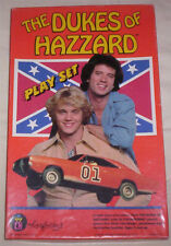 DUKES OF HAZZARD COLORFORMS SET VINTAGE 1981 COMPLETE PIECES BOX BOOKLET UNUSED