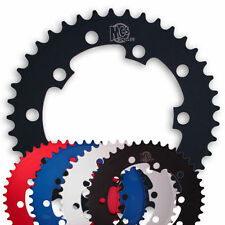 MCS BMX 110 CHAINRING USA MADE CNC 40T RED