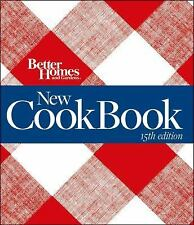 Better Homes and Garden New Cookbook 15th Edition: How We Cook Today LIKE NEW