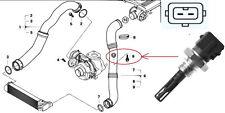 BMW X3 E83 X5 E53 SENSORE DI TEMPERATURA ARIA TUBO INTERCOOLER 11613449116