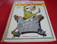French Comic Book Lucky Luke Le Pied-tendre  EO - Please Read -