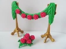 Playmobil Flower garland & bouquet New Dollshouse/Wedding/Palace extras