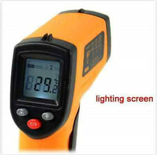 NEW Non-Contact LCD IR Laser Infrared Digital Temperature Thermometer Gun HOT F7