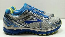 Brooks Adrenaline GTS-15 Athletic Running Shoes  Blue/Gray Women's Size 8 Wide