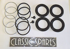 FORD CORTINA MK1 MK2 1200 1300 1500 1600 FRONT BRAKE CALIPER SEAL KIT BOTH SIDES