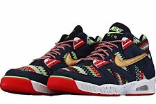NEW NIKE AIR TECH CHALLENGE III QS SHOES MENS 12 827822 400 XMAS ANDRE AGASSI