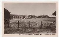 The Bungalows Cober Hill Cloughton Vintage RP Postcard  243a