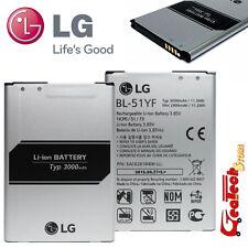 Batteria BL-51YF Originale LG per G4 H815 H818 H819 3000mAh Pila Nuova in Bulk