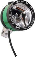 Neuheit LED Scheinwerfer SON Edelux II hellgrün mit 140 cm Kabel Anschlüsse lose