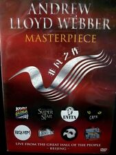 Andrew Lloyd Webber Masterpiece - Live in China (DVD, 2002) WORLD SHIP AVAIL