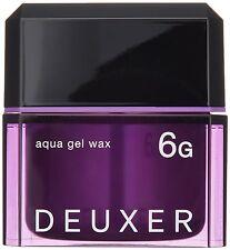003 NUMBER THREE - DEUXER AQUA GEL WAX 6G 80g