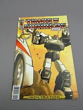 Transformers Infiltration #2 Comic IDW
