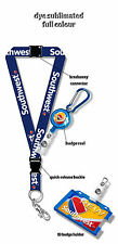 SOUTHWEST AIRLINE Dye Sublimation Lanyard