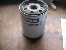 Fiat uno and tipo oil filter nos halfords HOF220