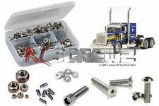 RC Screwz Tamiya Grand Hauler 1/14th Stainless Screw Kit #tam174