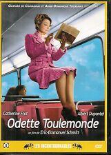 DVD ZONE 2--ODETTE TOULEMONDE--FROT/DUPONTEL/SCHMITT