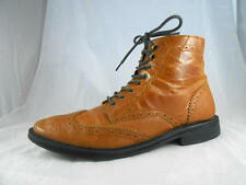 Great Used $119 URBAN OUTFITTERS Hawkings McGill Wingtip Boots Men's Size 11 M