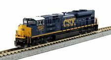 "Kato N Scale 176-8437 SD70ACe CSX ""Dark Future"" Road #4850 DCC Ready New!"