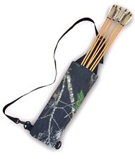 CAMO YOUTH ARCHERY BACK BOW ARROW QUIVER 151117