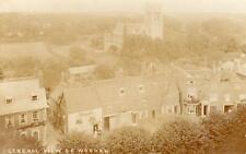 Woburn General View RP old pc used 1914