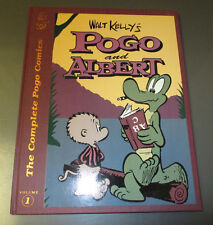 1989 Walt Kelly Complete POGO And Albert Comics Vol. 1 VF+ 66 pgs HC