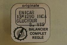 Balance complete ENICAR 1290 INCA GLUCYDUR S.VIS bilanciere completo 721 NOS