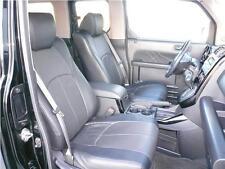 Honda Element Clazzio Leather Seat Covers