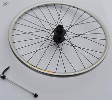 "MTB 26"" Deore Disc Hinterrad Laufrad SHIMANO Mountainbike Disk MAVIC X223 Felge"