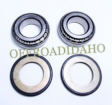 STEERING STEM HEAD BEARING SEAL KIT SUZUKI HAYABUSA GSX1300 GSX 1300 R RZ LE