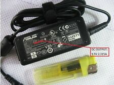 NEW 9.5V 2.315A AC Adapter Charger for ASUS Eee PC 700 701SD 701SDX 2G 4G 8G