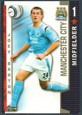 SHOOT OUT 2004-2005-MANCHESTER CITY-JOEY BARTON