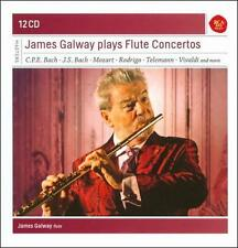 James Galway Plays Flute Concertos (CD, Mar-2011, 12 Discs, RCA Red Seal)